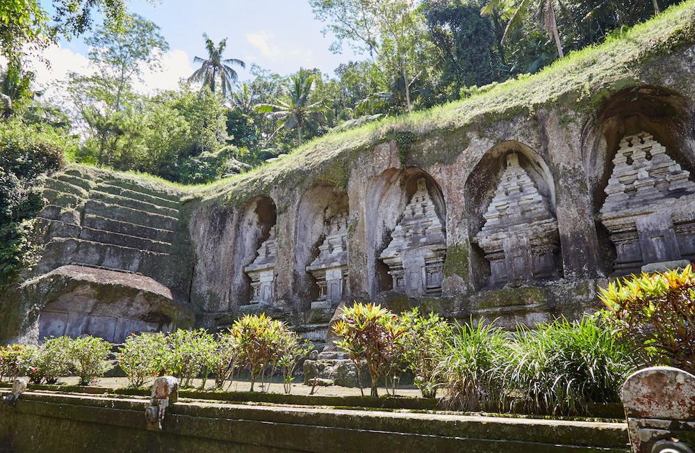 Gunung Kawi Shrines