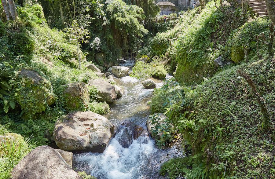 Gunung Kawi River