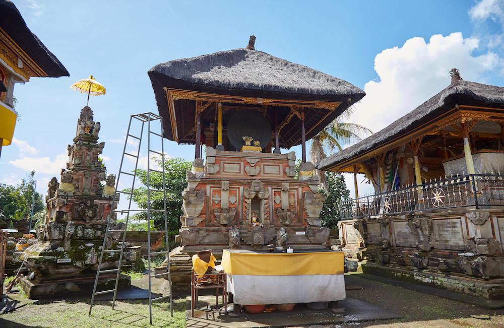 Moon of Pejeng Drum Bali