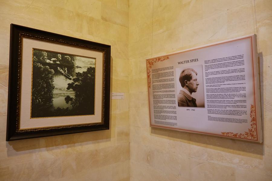 Walter Spies, Ubud, Bali