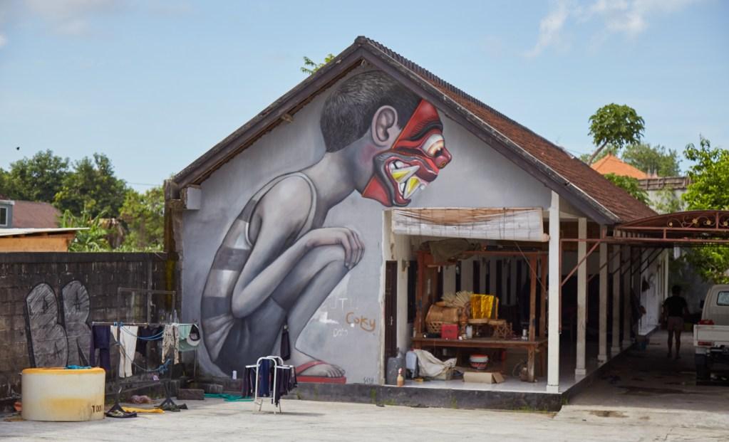 Canggu Murals