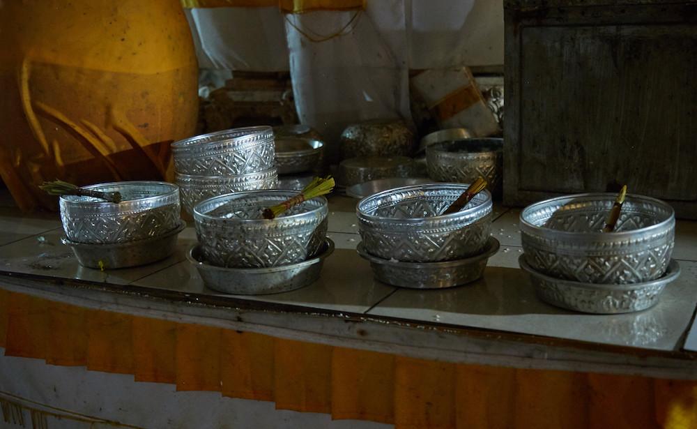 Goa Giri Putri Holy Water