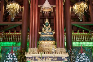 Emerald Buddha Chiang Rai