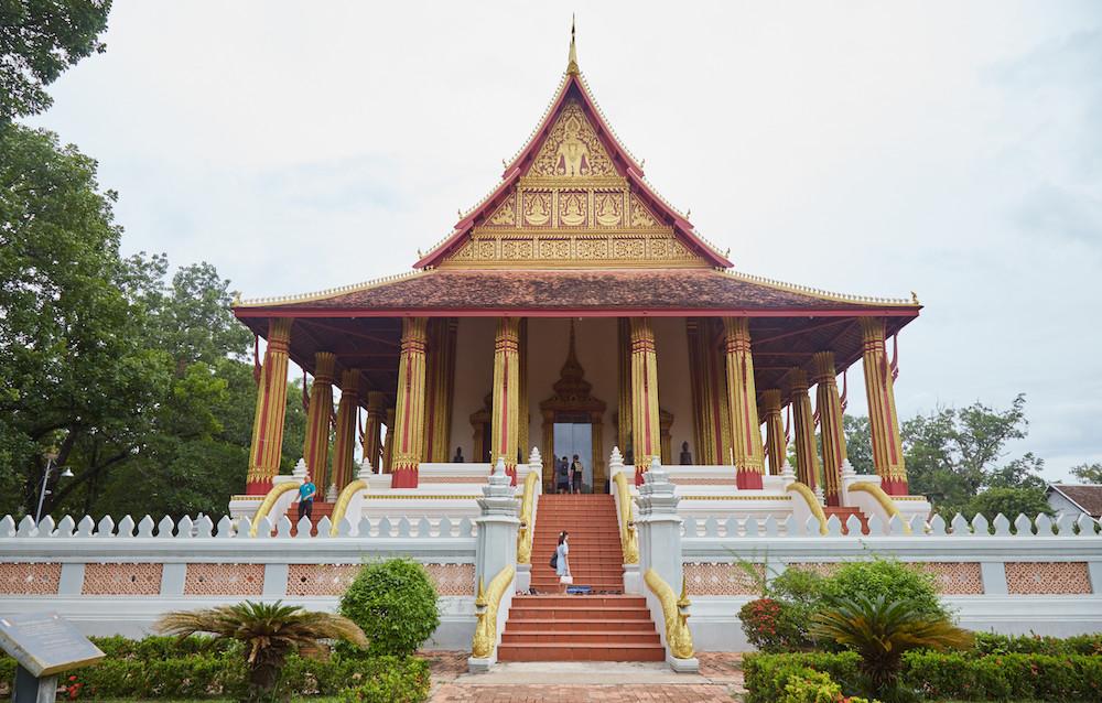 Haw Pha Kaew Exterior