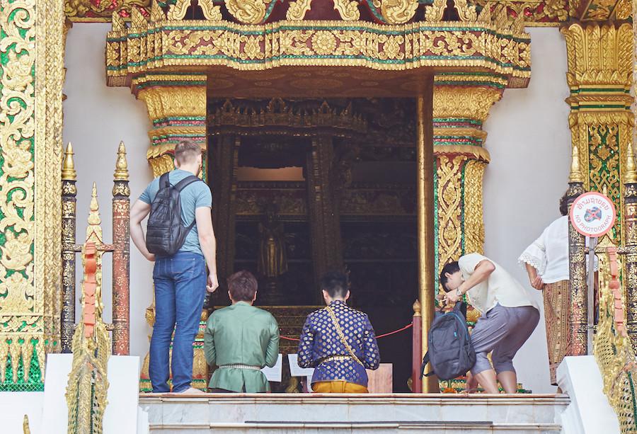 Wat Pha Bang Phra Bang Original