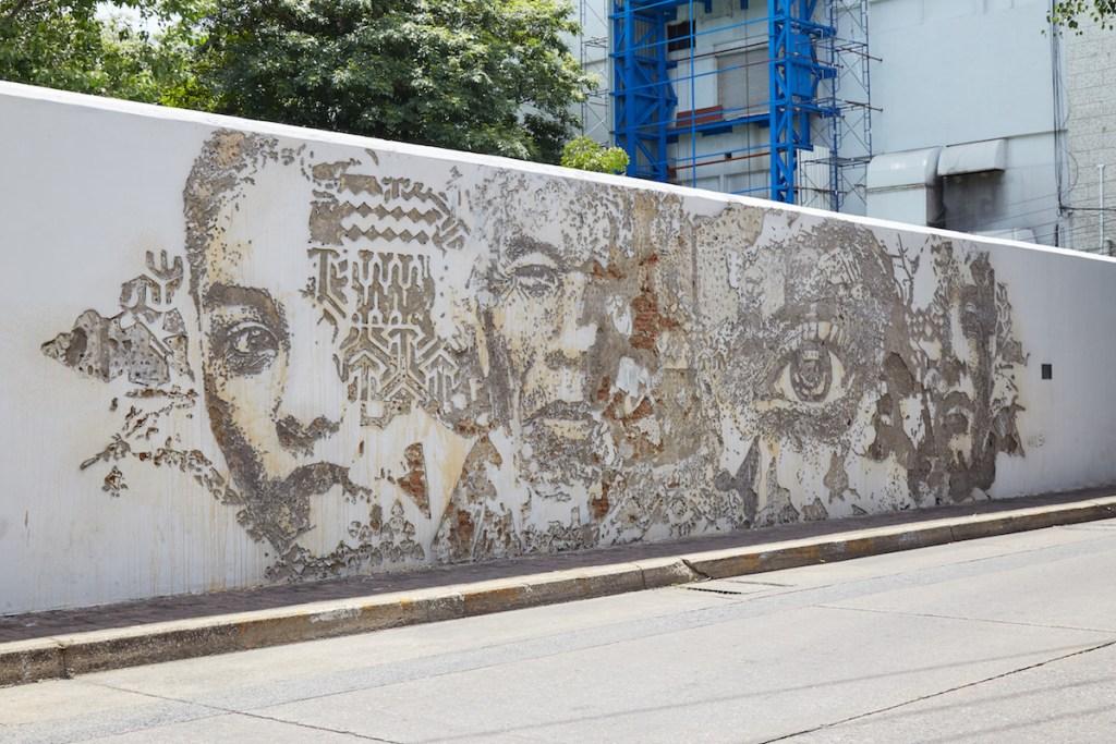 Portuguese Embassy Mural