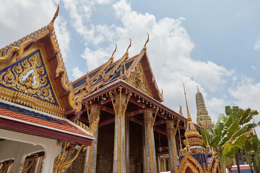 Wat Phra Kaew Ubosoth