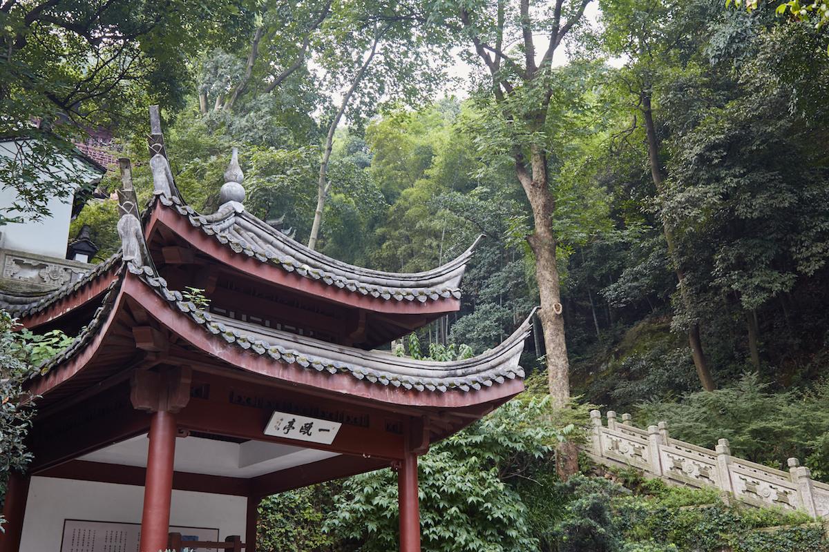Yongfu Monastery Hangzhou