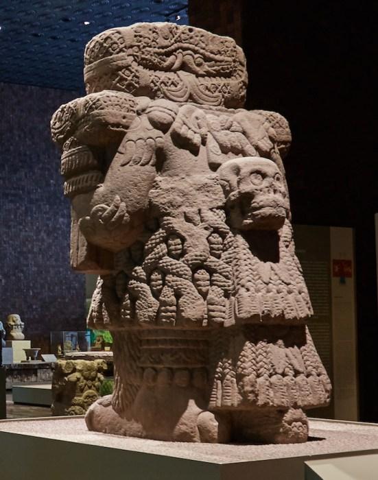 Coatlicue Statue