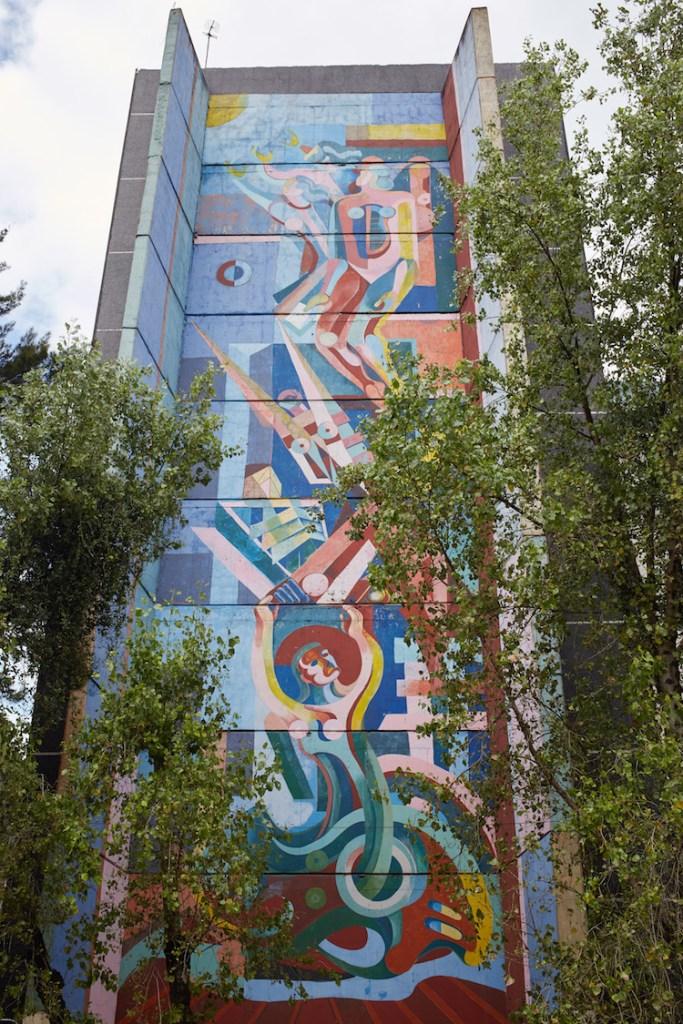 Tlatelolco Mural