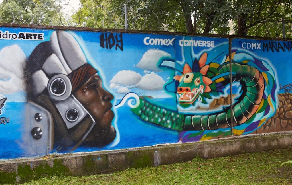 Comex Converse Arte Mexico City Tlatelolco