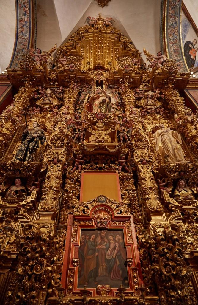 Templo de San Francisco Javier Tepotzotlan