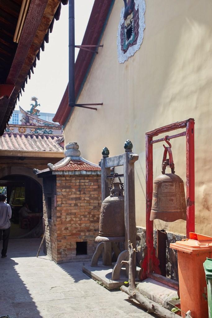 Chua Ong Bon Pagoda Ho Chi Minh City