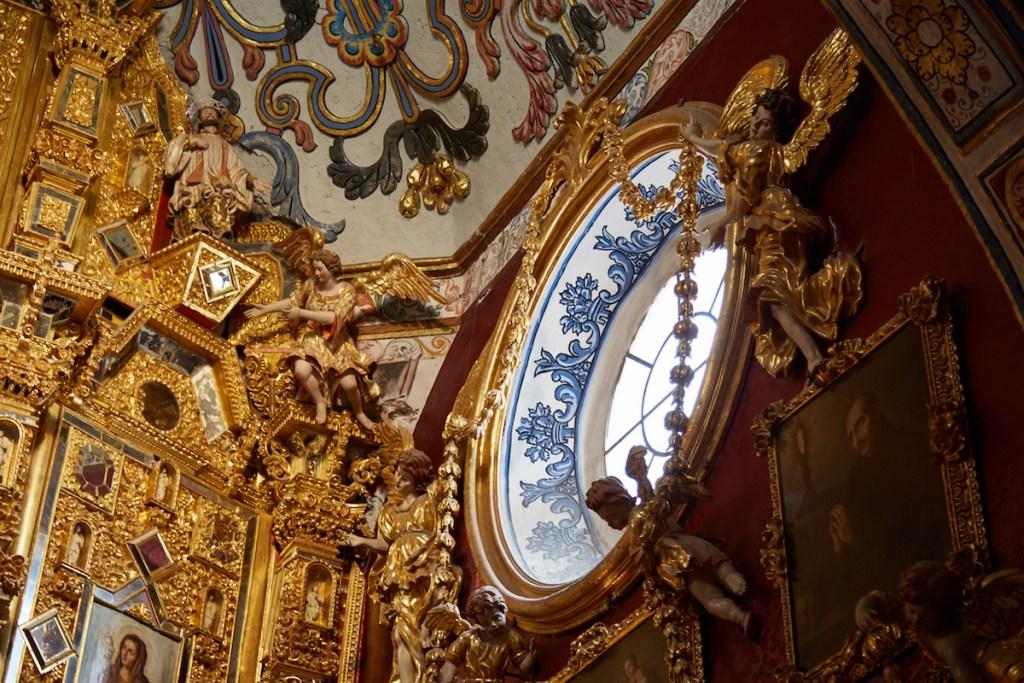 Museo Nacional del Virreinato Domestic Chapel Tepotzotlan
