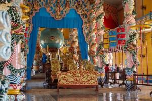 Cao Dai Holy See Vietnam