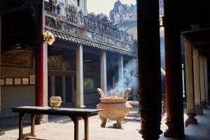 Thien Hau Pagoda Saigon
