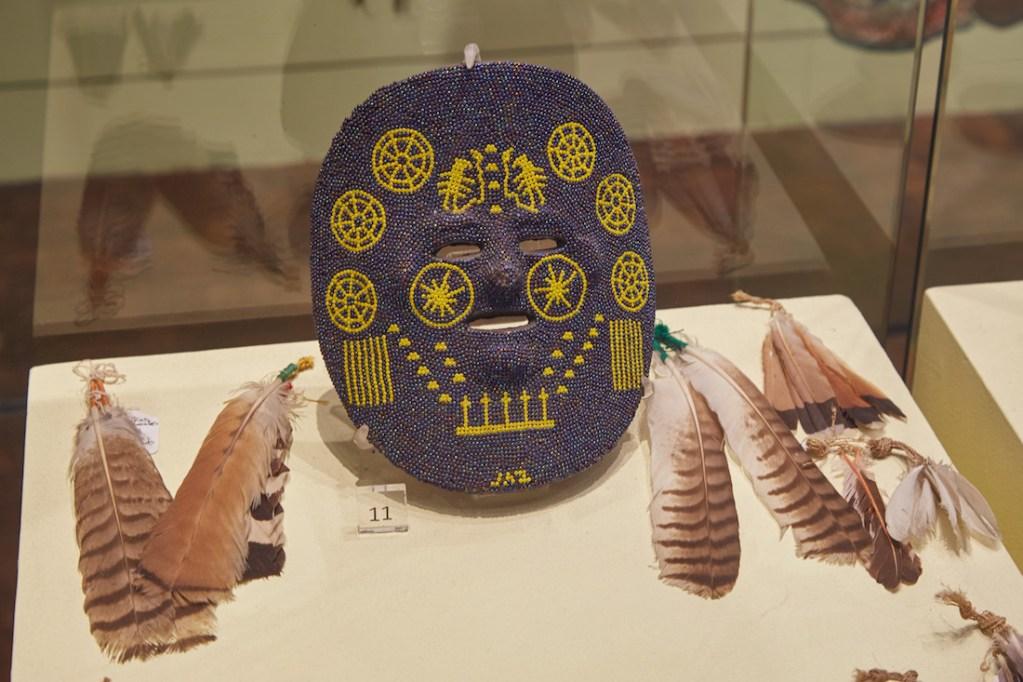 Museo de Arte Popular mask