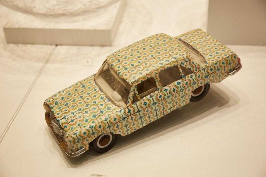 Museo de Arte Popular mini car