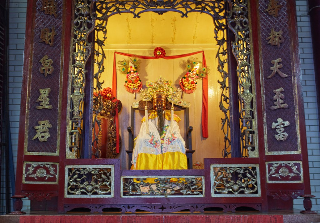 Thien Hau Pagoda Shrine