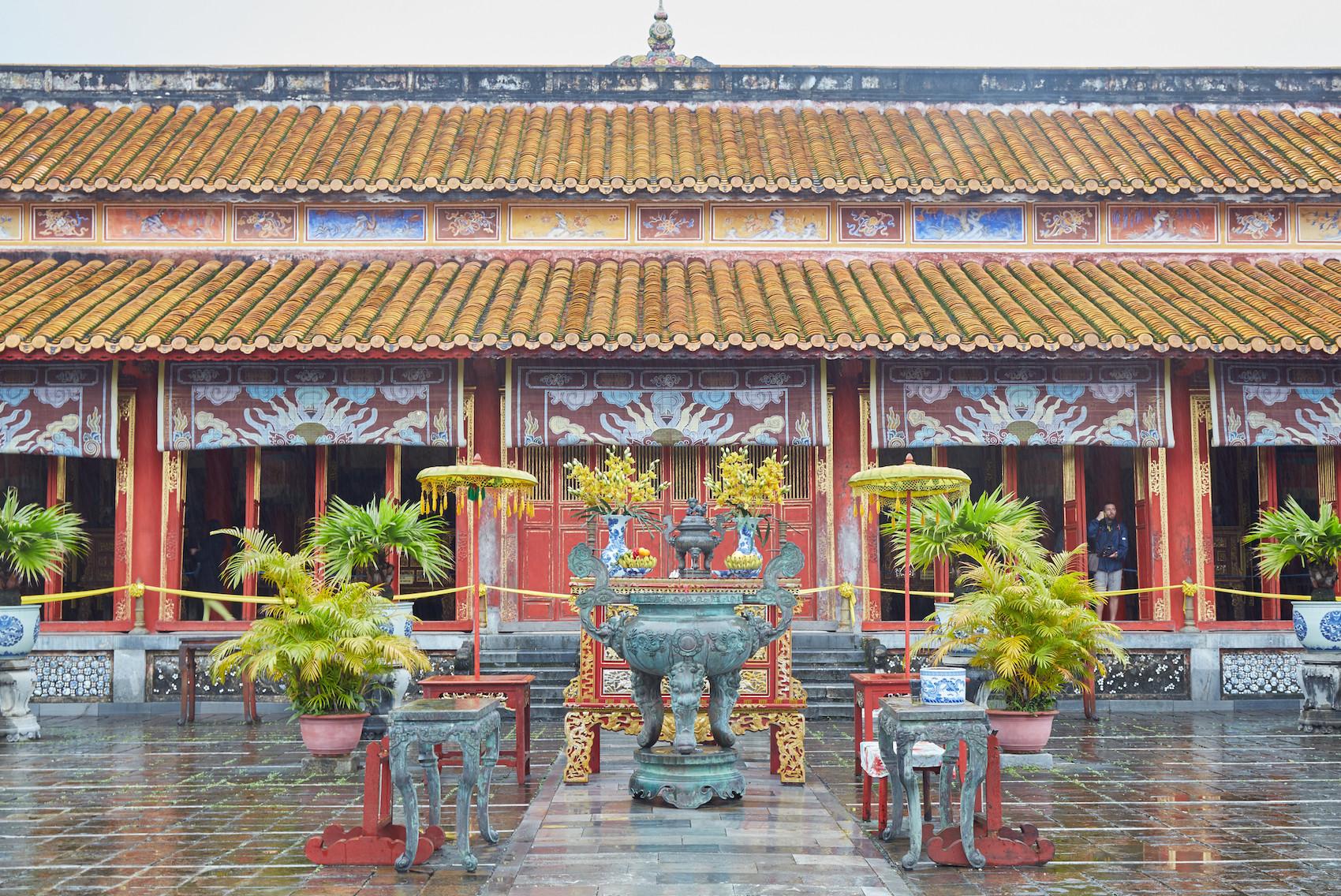 The To Mieu Temple Hue