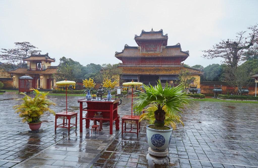 The To Mieu Temple