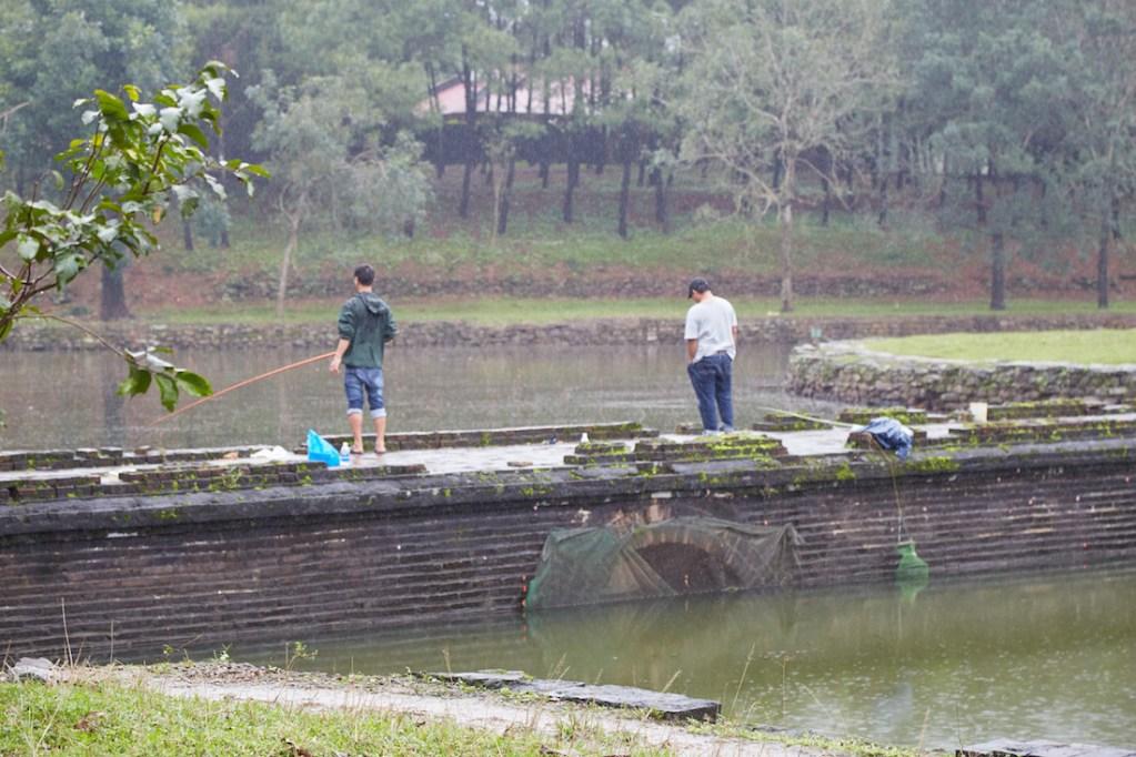 Thieu Tri Tomb Fishing