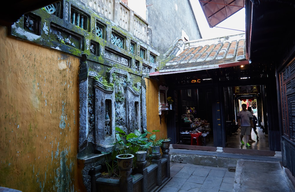 Quan Tang Old House Hoi An