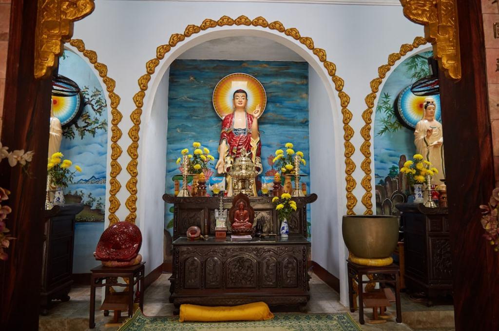 Tam Thai Pagoda Da Nang