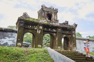 Hue Elephant Temple