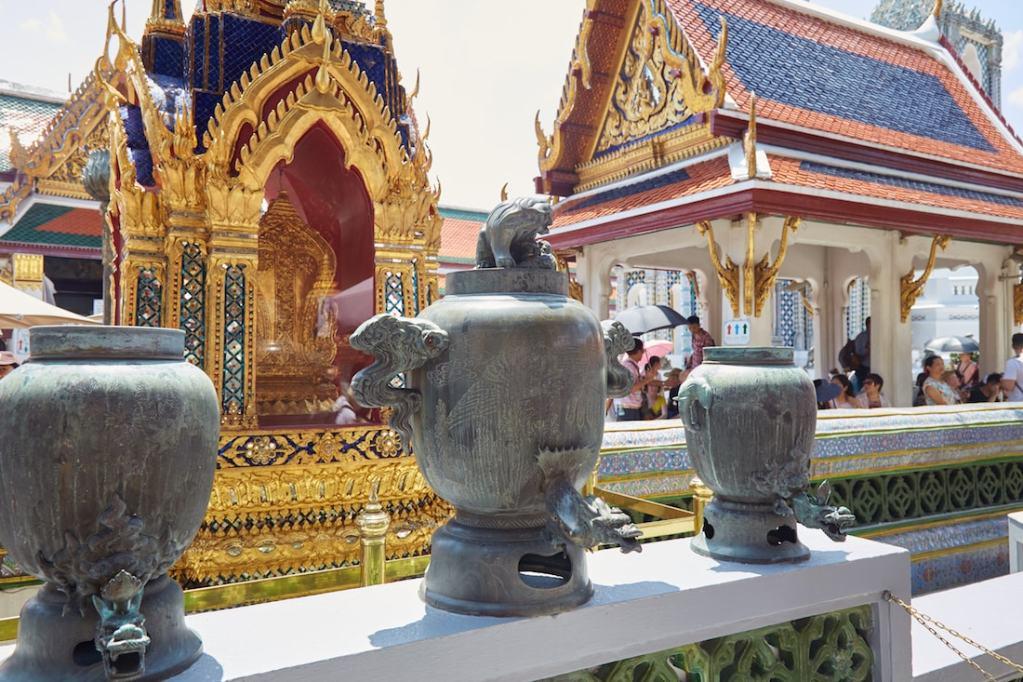Wat Phra Kaew Bai Sema