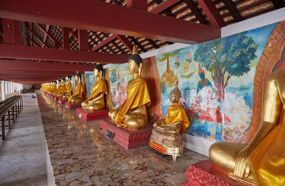 Thai Temple Gallery