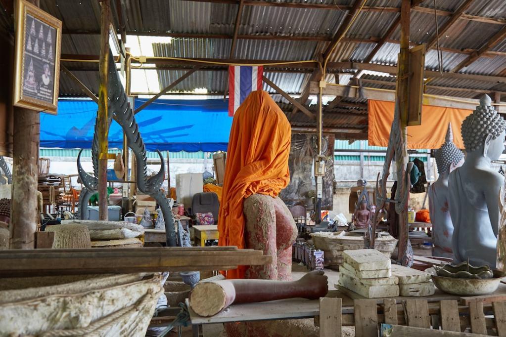 Phitsanulok Buddha Factory