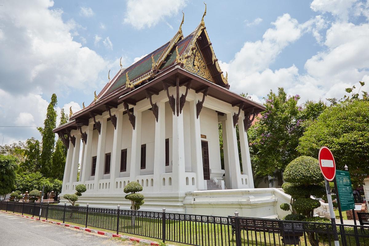 Phra Phuttha Sihing Hall