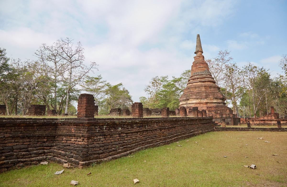 Wat Phra That Kamphaeng Phet
