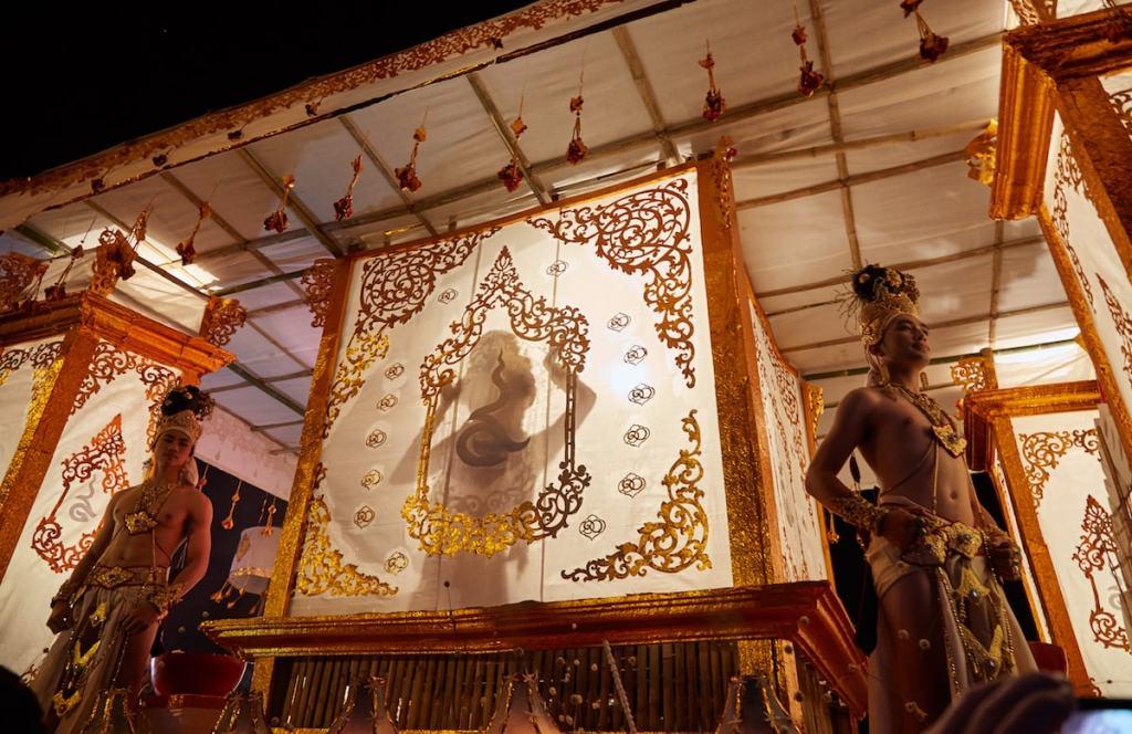 Yi Peng Parade Chiang Mai