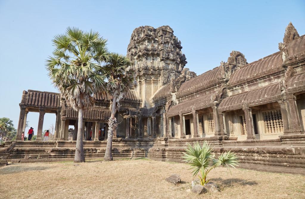 Angkor Wat Western Gate