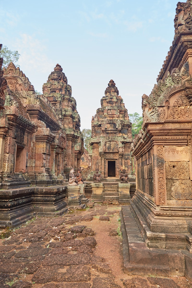 Banteay Srei Angkor Temples