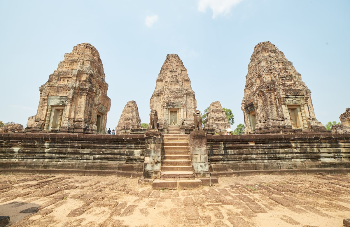 East Mebon Angkor Temples