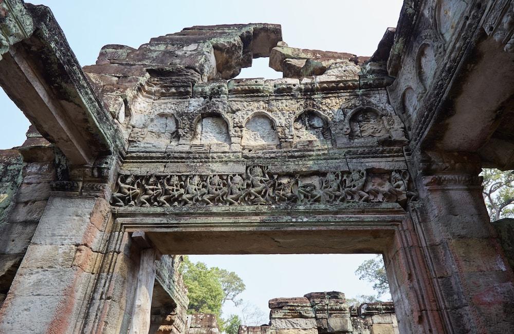 Preah Khan Angkor