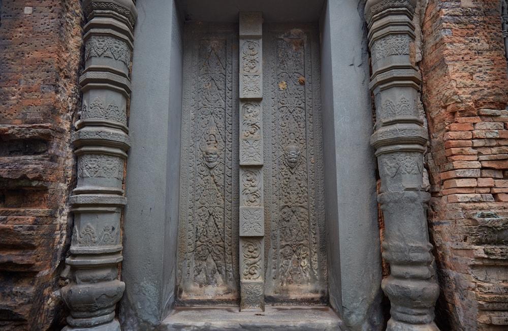 Preah Ko False Door