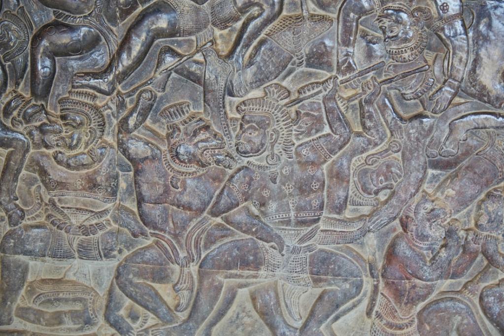 Ramayana Battle of Lanka