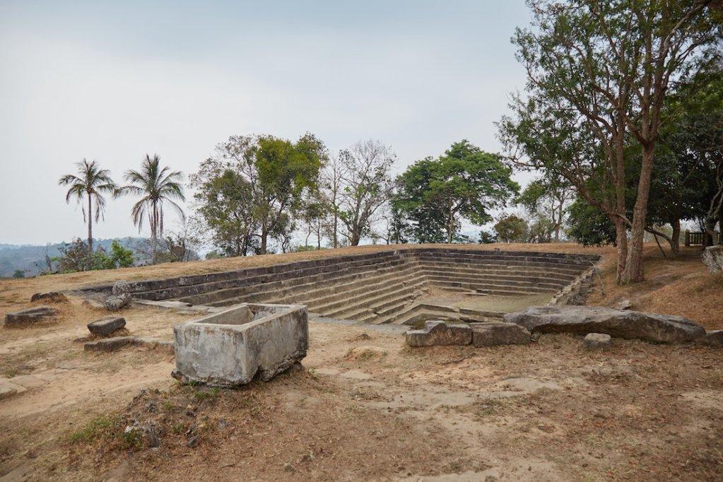 Preah Vihear Pond