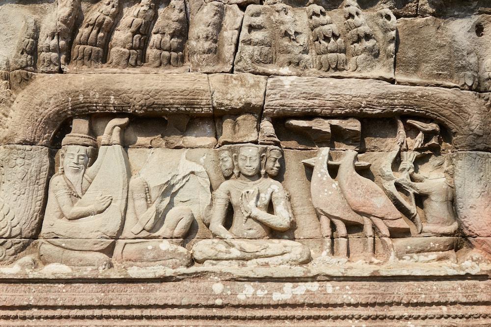 Banteay Chhmar Pediments