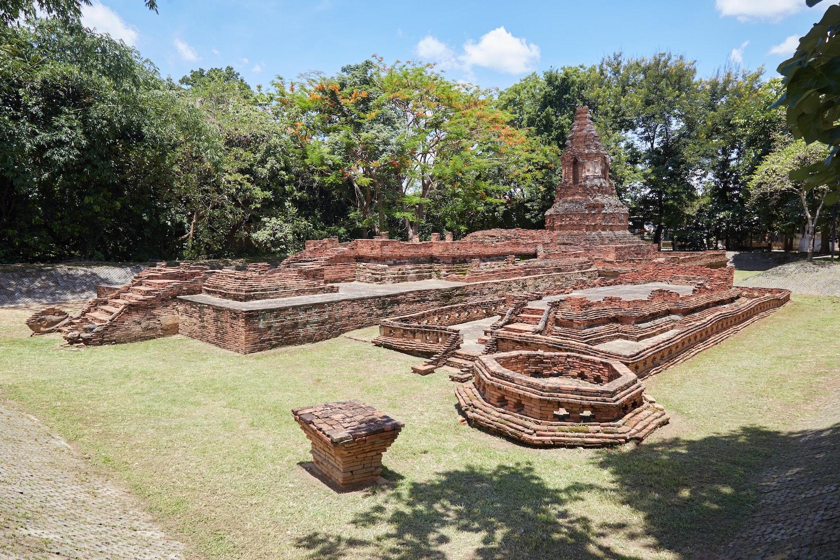 Wat Pupia Wiang Kum Kam