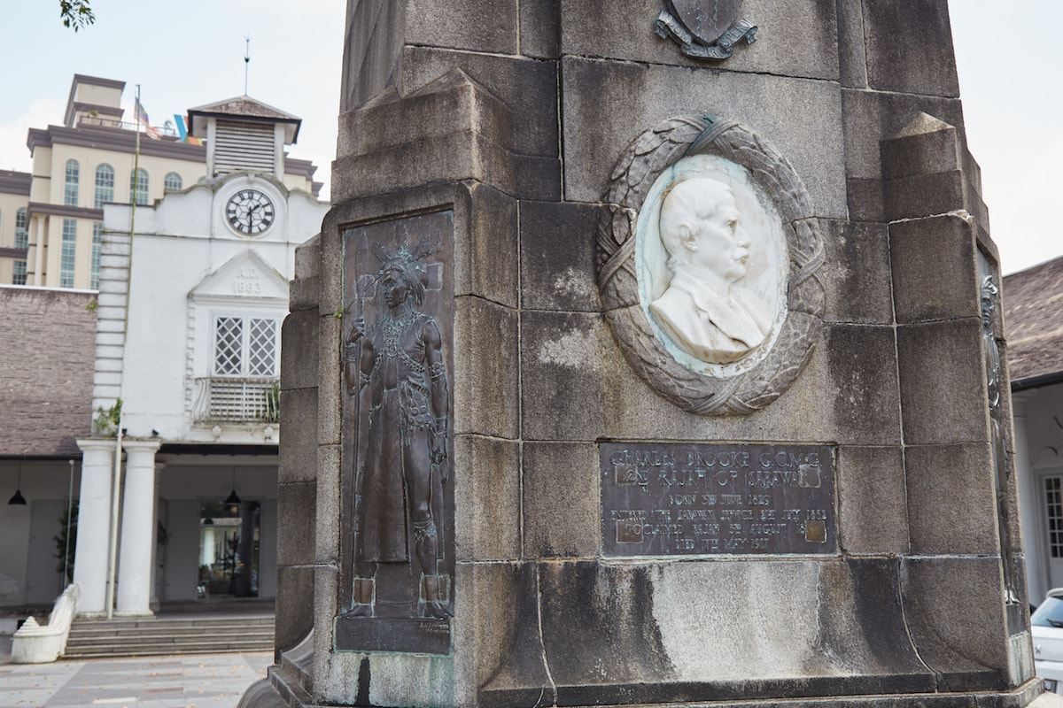 Charles Brooke Memorial Kuching