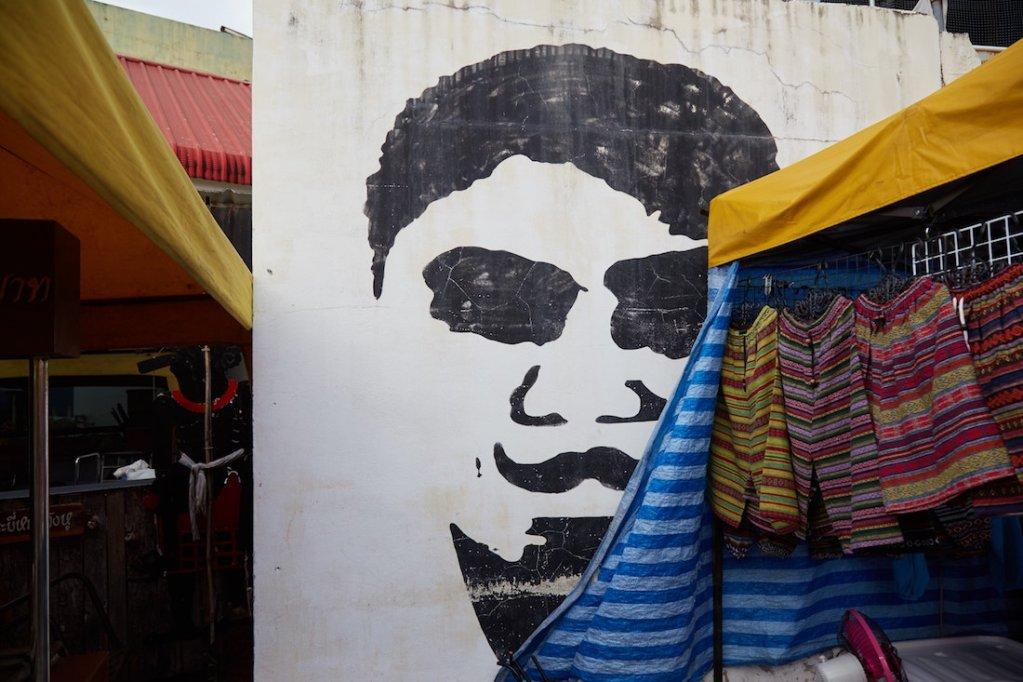 Krabi Town Street Art