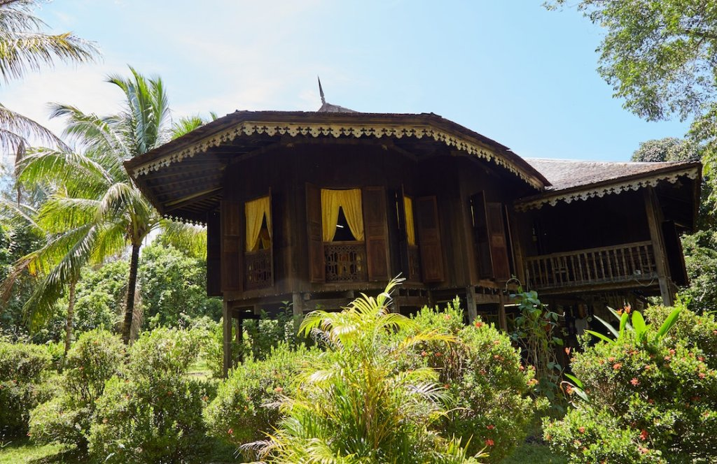 Sarawak Cultural Village Malay