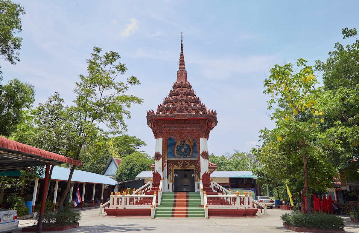 Nang Rong Temples