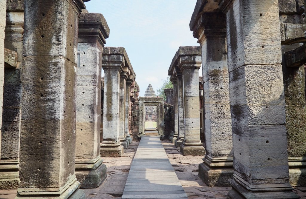 Phimai Entrance