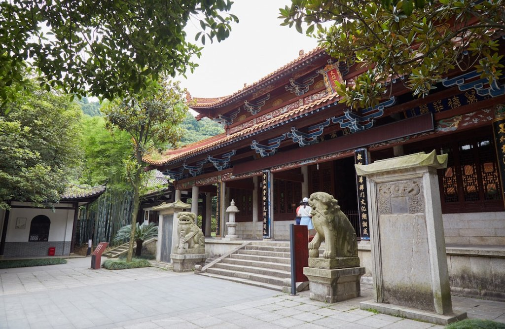 Yunlu Palace Changsha